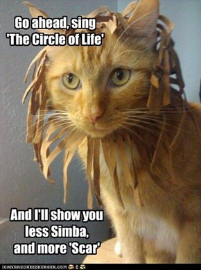 Go ahead, sing 'The Circle of Life'