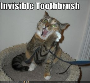 Invisible Toothbrush