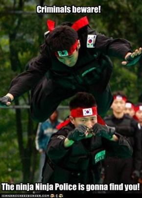 Ninja Police