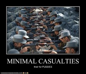 MINIMAL CASUALTIES