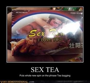 SEX TEA