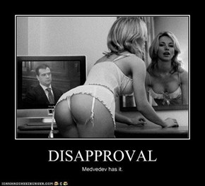 DISAPPROVAL