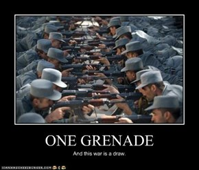 ONE GRENADE