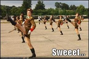 Sweeet...