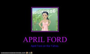 APRIL FORD