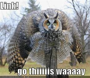 Link!  go thiiiiis waaaay