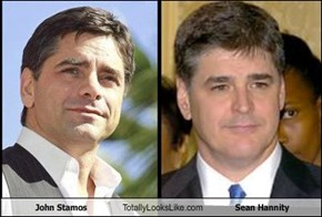 John Stamos Totally Looks Like Sean Hannity