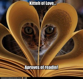 Kitteh of Love...