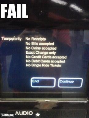 MTA Fail