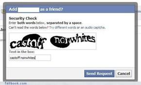 Racist CAPTCHA