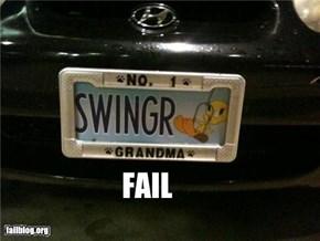 Number 1 Swingin' Grandma