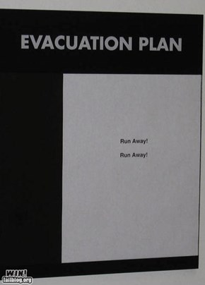 Evacuation Plan WIN