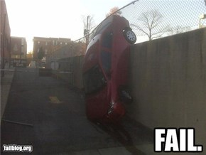 Parking Fail.