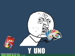Y U NO GUY