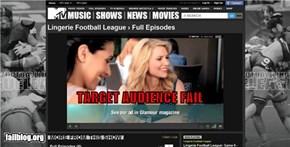 Target Audience Fail
