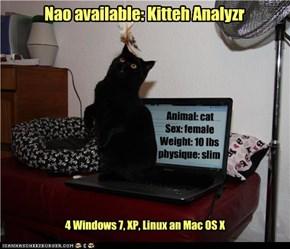Analyze Ur Kitteh