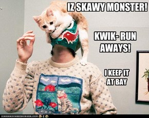 IZ SKAWY MONSTER!
