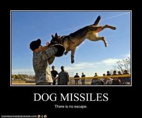 DOG MISSILES