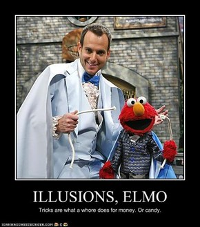 ILLUSIONS, ELMO