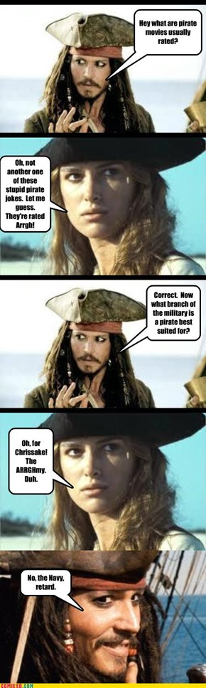 Pirate Jokes