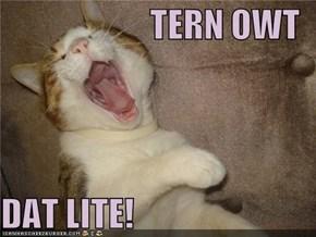 TERN OWT  DAT LITE!