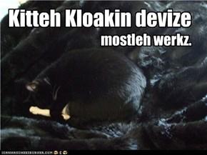 Kitteh Kloakin Devize