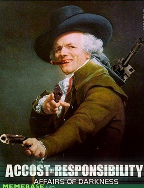 Joseph Ducreux: Likes Video Games