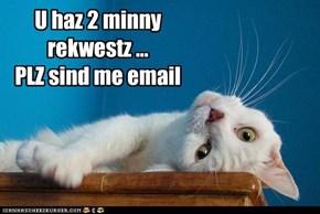 Ceiling Cat Iz Tired...