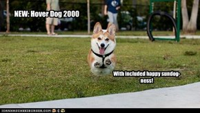 NEW: Hover Dog 2000