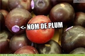 Nom De Plum