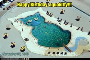 Happy Birthday, aquakitty!!!