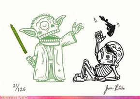 Star Wars Art: Viva México!