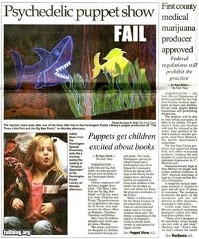 Headline Juxtaposition Fail