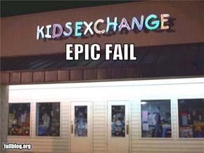 Store name fail?