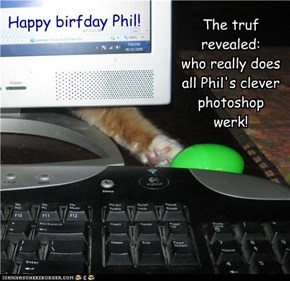 Happy birfday Phil!