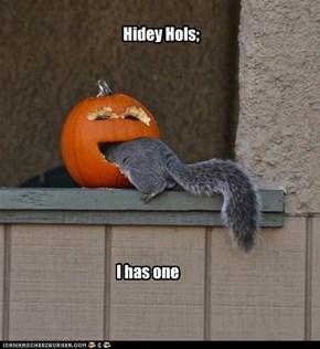 Hidey Hols;
