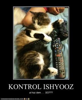 KONTROL ISHYOOZ