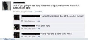 HP Troll FAIL