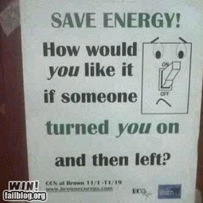 Save Energy WIN