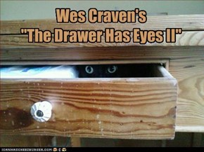 "Wes Craven's ""The Drawer Has Eyes II"""