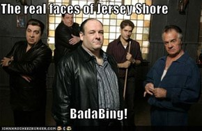 "The REAL Faces Of ""Jersey Shore"""