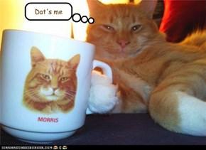 Iz my mug!
