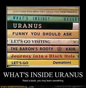 WHAT'S INSIDE URANUS