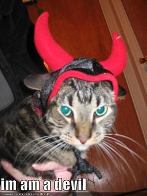 im am a devil