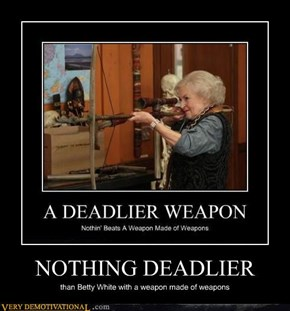 NOTHING DEADLIER