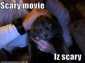 Scary movie  Iz scary