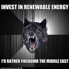 INVEST IN RENEWABLE ENERGY