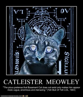 CATLEISTER  MEOWLEY