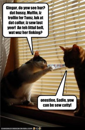 Sadie calls 'em like she sees 'em