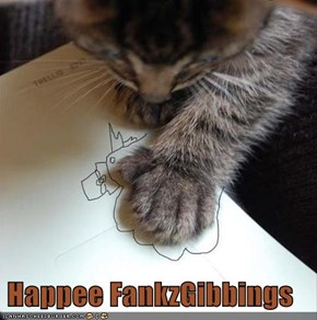 Happee FankzGibbings